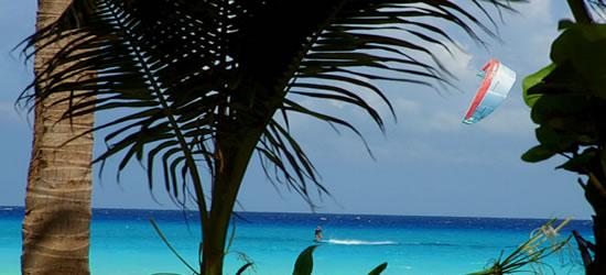 Kite Surfing on the East Coast