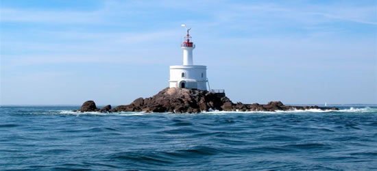 Teignouse Lighthouse