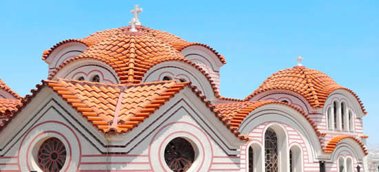 Greek Churches, Athens