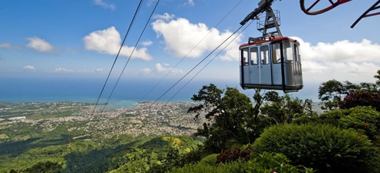 Cable Car, Torres Hill