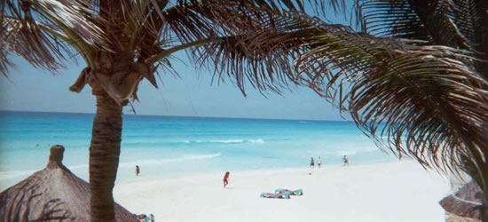 The Beaches of Cancun