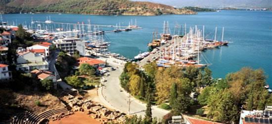 Port of Fethiye