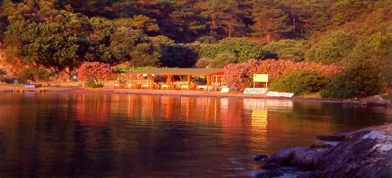 Waterfront Restaurant, Gocek