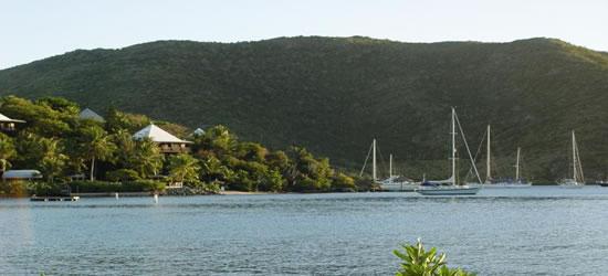 Safe Anchorages, British Virgin Islands
