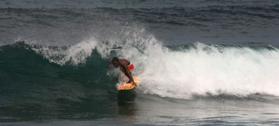 Local Surfer