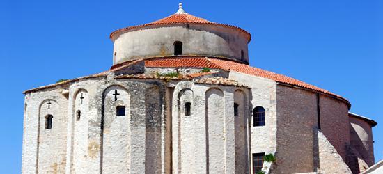 Church of St Donat, Zadar