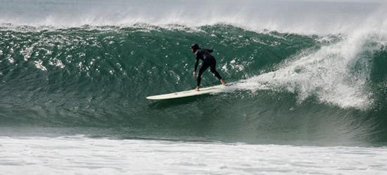 Longboarder, 4-5 ft - nice