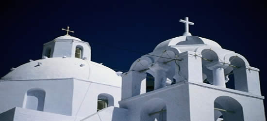 Greek Churches, Kos