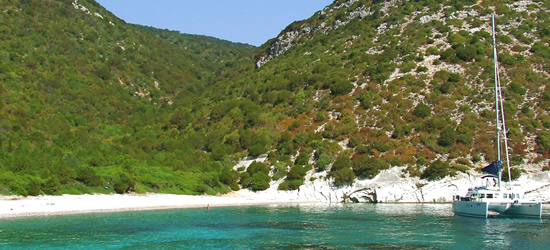 One House Bay, Ionian