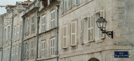 The Old Town of La Rochelle