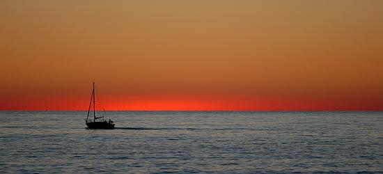 Dawn, Gulf du Lion
