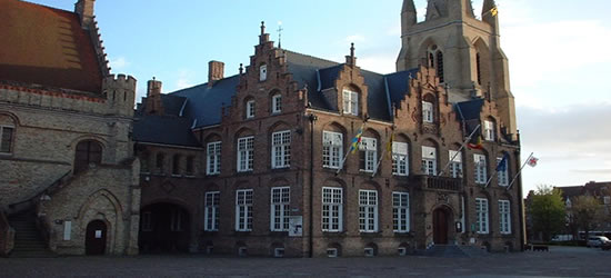 Nieuwpoort Architecture