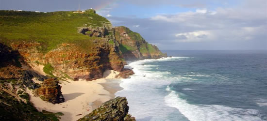 The Rugged Coast of South Africa