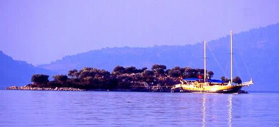 The Bay of Gocek