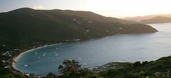 Canegarden Bay, Tortola