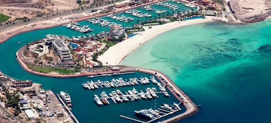 La Paz Marina