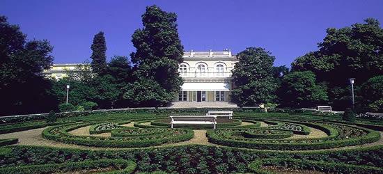 Another beautiful Park at Opatija