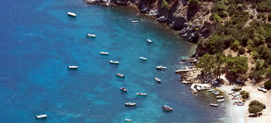 Idyllic Beaches of Samos
