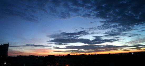 Malaysian Sunset