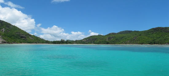 Verdant Colours of the Seychelles Islands