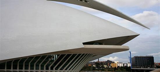 The Palau de Arts, Valencia