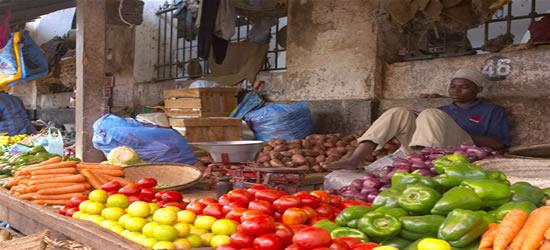 The Fruit Market, Zanzibar