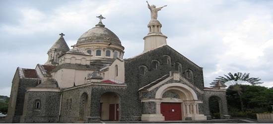 Sacre Couer, Martinique