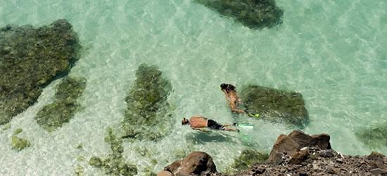 Incredible Snorkeling, Mexico