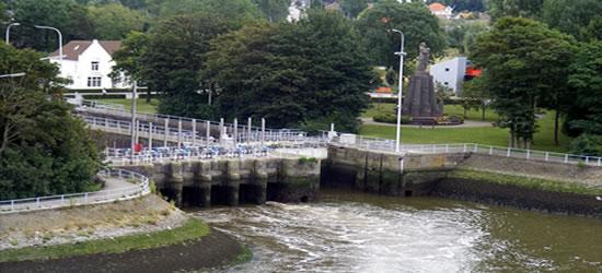 Nieuwpoort Locks