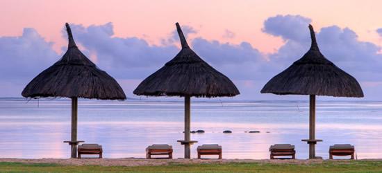 Perfect Sunrise, Mauritius