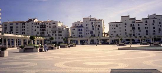 The Piazza, Puerto Banus