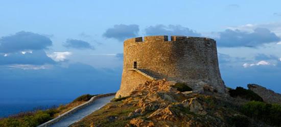 Sardinian Watchtower