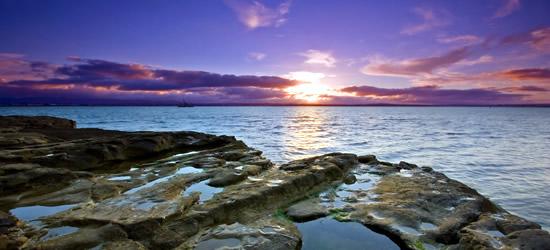Sunset Point, Chevalier