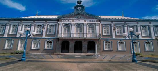 Municipal Theater, Fort de France