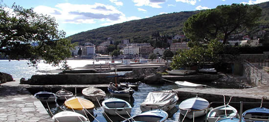 The Old Fishing Harbour
