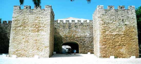 Fort de Lagos, Algarve