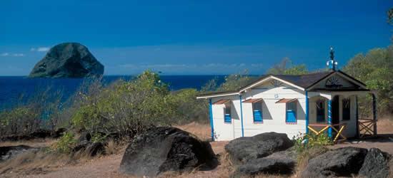 Beach House, Martinique