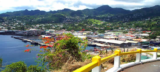 Kingstown St Vincent