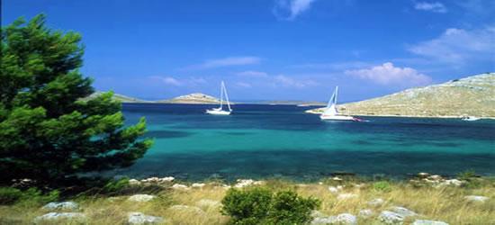 Colours of the Kornati Islands