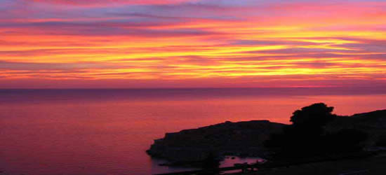 Colours of the Adriatic Sea