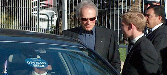 Clint Eastwood at the Cannes Film Festival