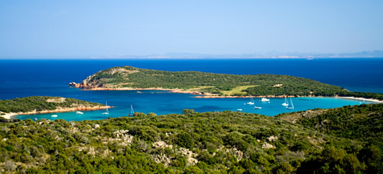 Rodinara Bay, Corsica