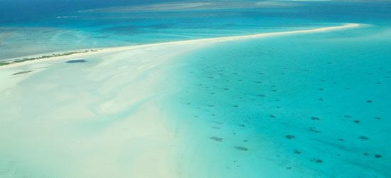 The Turquoise Indian Ocean