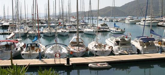 Port of Gocek