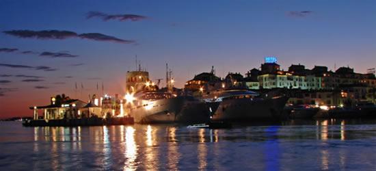 Puerto Banus, After Dark