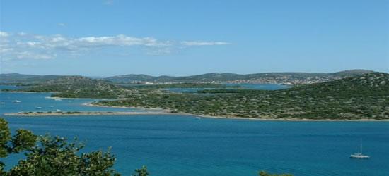 The Bay of Murter