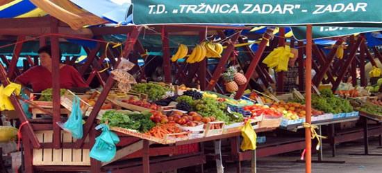 Fruit Market, Zadar