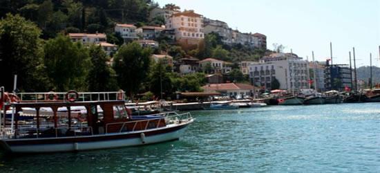 The Port of Fethiye