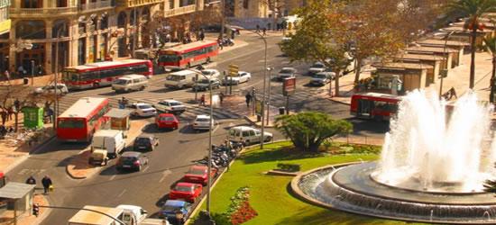 City Centre, Valencia