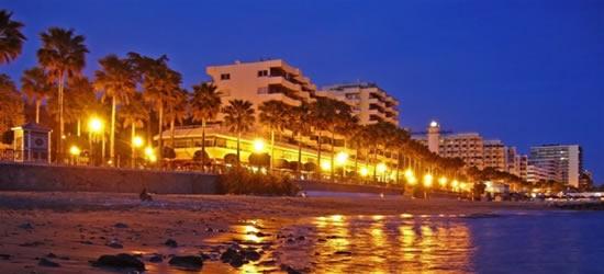 Marbella, Dusk